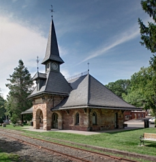 Demarest Railroad Depot